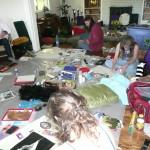 Visual Soul Journaling Process