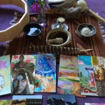 Medicine Art Woman Altar