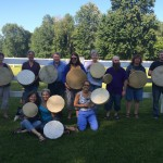 Syracuse New York Drum and Rattle Making